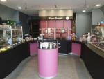 Aménagement boulangerie Bousquet Beziers