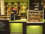 Aménagement  boulangerie Labat Villeneuve sur le Lot