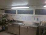 Rénovation laboratoire Boulangerie Les Fromentiers