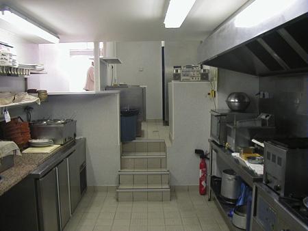Travaux de r novation laboratoire cuisine restaurant tutti for Amenagement cuisine restaurant