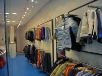 installation magasin vêtement enfant